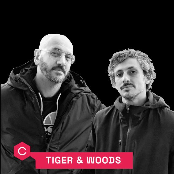 TIGER & WOODS@2x